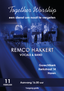 Together Worship met Remco Hakkert 11-02-2018